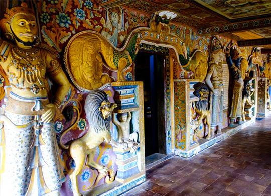 Mulkirigala-Ancient-Temple
